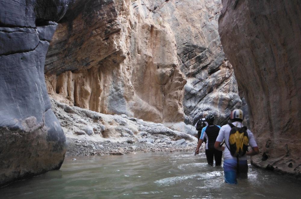 Snake Gorge Canyon, Jebel Akhdar 37