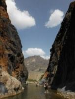 Snake Gorge Canyon, Jebel Akhdar 74