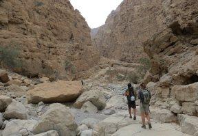 La Princesse a la Dalle, Wadi Naqab, Émirats 45