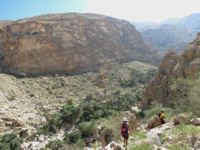 Wadi Ta'ab, Hajar Oriental 60