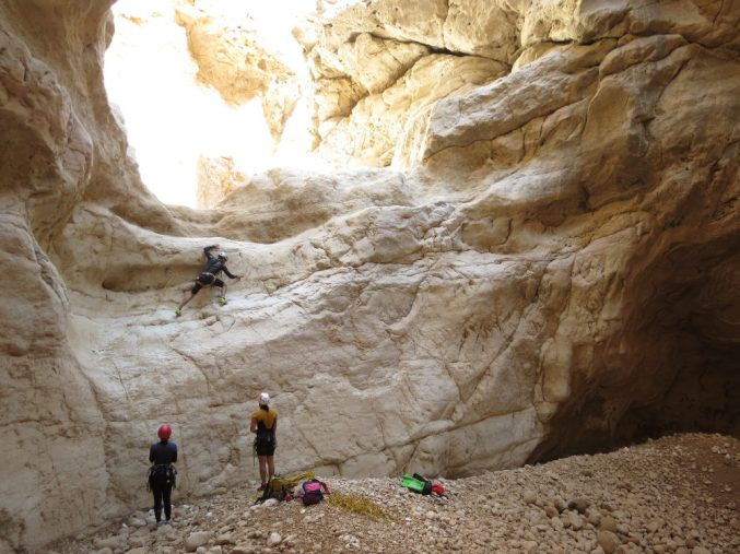 Wadi Ta'ab, Hajar Oriental 69
