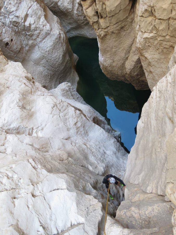 Wadi Ta'ab, Hajar Oriental 72