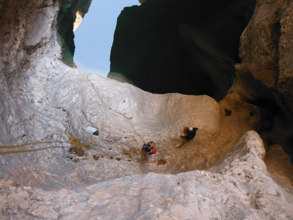 Wadi Ta'ab, Hajar Oriental 71