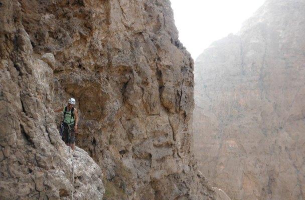 La Snifonie, Wadi Tiwi, Oman 2