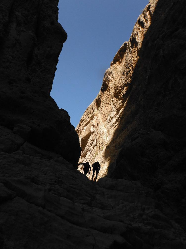 Wadi Ta'ab, Hajar Oriental 77