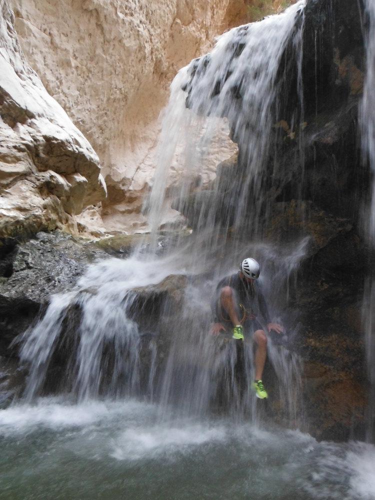 Wadi Ta'ab, Hajar Oriental 82