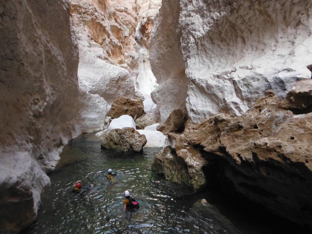 Wadi Ta'ab, Hajar Oriental 83