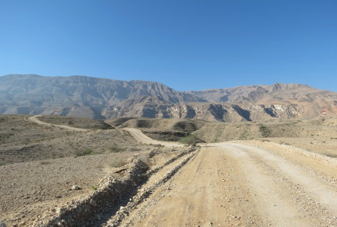 Wadi Ta'ab, Hajar Oriental 54