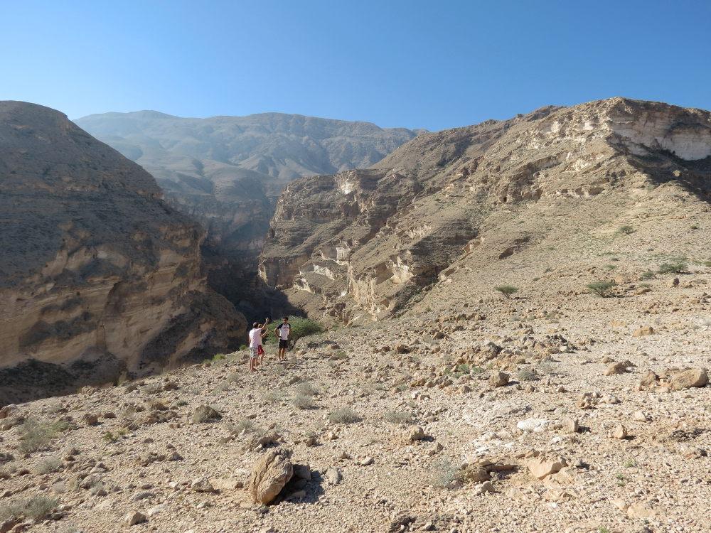 Wadi Ta'ab, Hajar Oriental 53