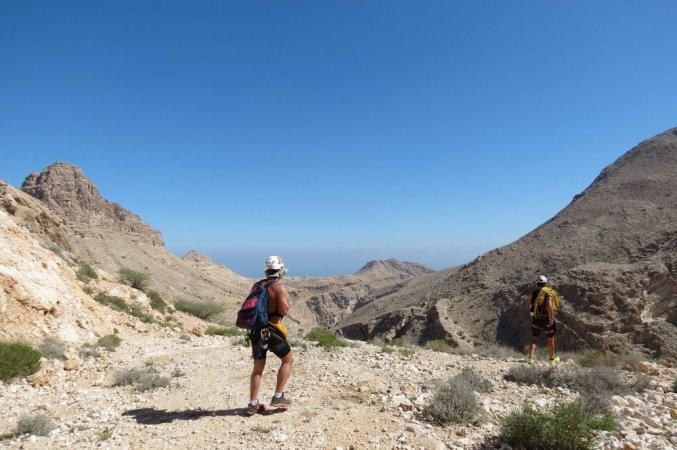 Wadi Ta'ab, Hajar Oriental 58