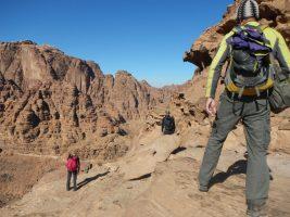 Jebel Mayeen, Wadi Rum, Jordanie 11