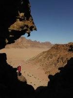 Rakabat Canyon, Jebel Um Ishrin, Wadi Rum, Jordanie 10
