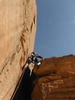Le Bal des Chameaux, Barrah Canyon, Wadi Rum, Jordanie 8