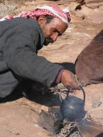 Wadi Tibn, Wadi Sabra, Petra, Jordanie 10