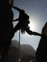 Le Bal des Chameaux, Barrah Canyon, Wadi Rum, Jordanie 4
