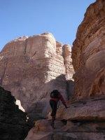 Rakabat Canyon, Jebel Um Ishrin, Wadi Rum, Jordanie 14