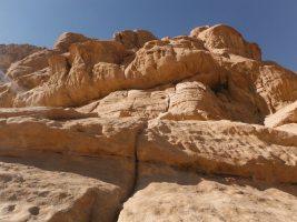 Orange Sunshine, Burdah Rock, Wadi Rum, Jordanie 13