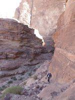 Rakabat Canyon, Jebel Um Ishrin, Wadi Rum, Jordanie 15