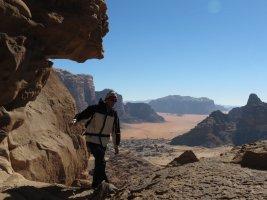 Jebel Mayeen, Wadi Rum, Jordanie 16