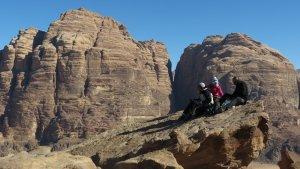 Jebel Mayeen, Wadi Rum, Jordanie 20