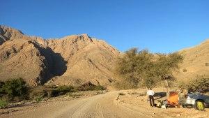 Balade d'Al Gowail, Jebel Kawr, Ibri, Oman 1