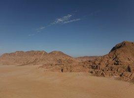 Orange Sunshine, Burdah Rock, Wadi Rum, Jordanie 21