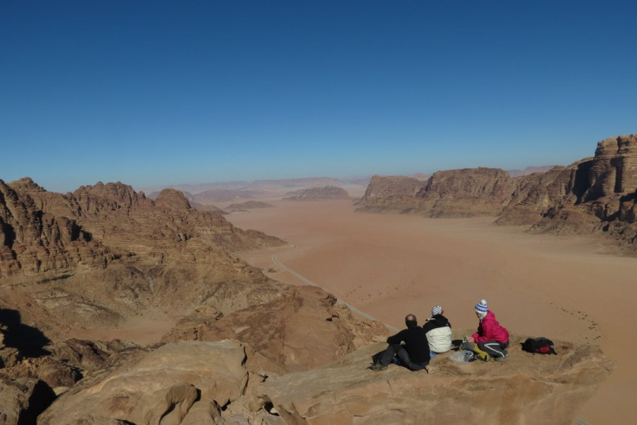 Jebel Mayeen, Wadi Rum, Jordanie 2
