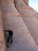 Orange Sunshine, Burdah Rock, Wadi Rum, Jordanie 20