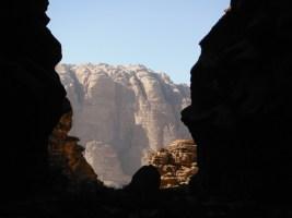 Khazareh Canyon, Jebel Um Ishrin, Wadi Rum, Jordanie 22