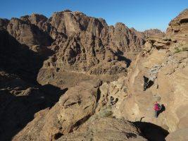 Jebel Mayeen, Wadi Rum, Jordanie 21