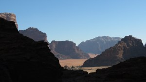 Jebel Mayeen, Wadi Rum, Jordanie 22
