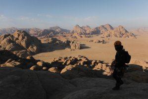 Orange Sunshine, Burdah Rock, Wadi Rum, Jordanie 26