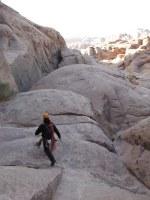 Orange Sunshine, Burdah Rock, Wadi Rum, Jordanie 27