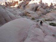 30. atteindre le canyon de descente sous l'arche
