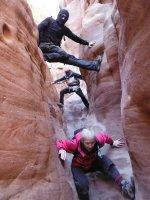 Rakabat Canyon, Jebel Um Ishrin, Wadi Rum, Jordanie 32