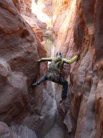 Rakabat Canyon, Jebel Um Ishrin, Wadi Rum, Jordanie 33