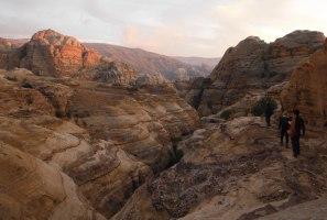 Wadi Tibn, Wadi Sabra, Petra, Jordanie 35
