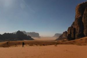 Rakabat Canyon, Jebel Um Ishrin, Wadi Rum, Jordanie 38