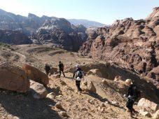 4. descente vers wadi Tibn