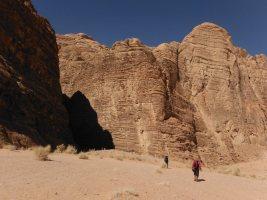 Khazareh Canyon, Jebel Um Ishrin, Wadi Rum, Jordanie 5