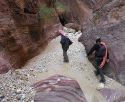 Wadi Tibn, Wadi Sabra, Petra, Jordanie 6