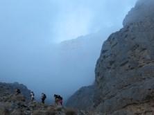 10. le plateau en haut dans les nuages