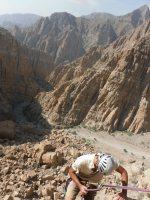 La Princesse a la Dalle, Wadi Naqab, Émirats 13