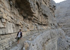 Stairway to Heaven, Wadi Litibah, Ras Al Khaimah, Émirats Arabes Unis 64