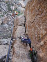La Princesse a la Dalle, Wadi Naqab, Émirats 28