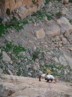 La Princesse a la Dalle, Wadi Naqab, Émirats 9