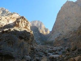Leopard Canyon, Wadi Qada'a, Ras Al Khaimah, Émirats Arabes Unis 10