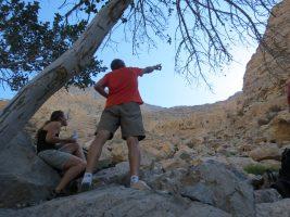 Leopard Canyon, Wadi Qada'a, Ras Al Khaimah, Émirats Arabes Unis 11
