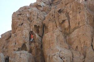 Roadside sport climbing, Ras Al Khaimah 30