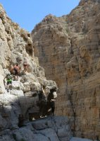 Leopard Canyon, Wadi Qada'a, Ras Al Khaimah, Émirats Arabes Unis 24